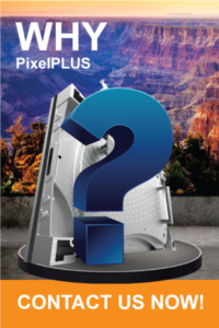 Why PixelPLUS ?