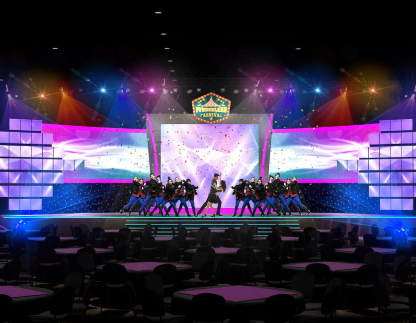 PixelPlus Video LED Screen for Events