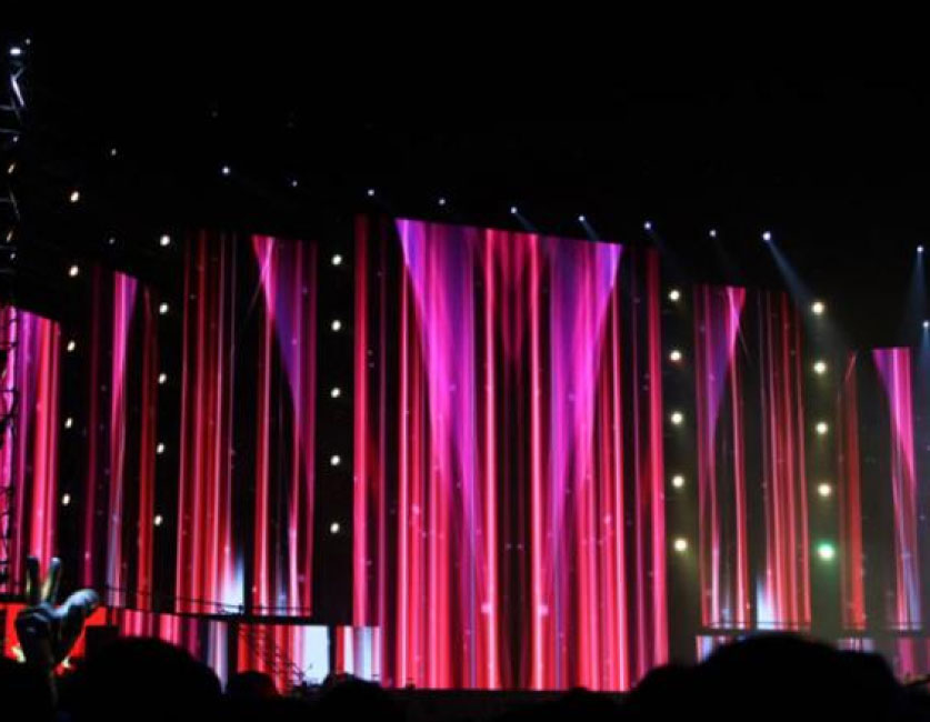 PixelPlus LED Screen for Events