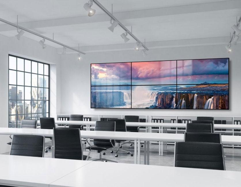 PixelPlus Classroom Video wall