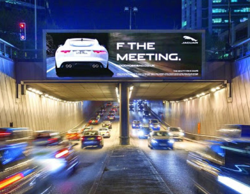 PixelPlus Outdoor advertising video wall