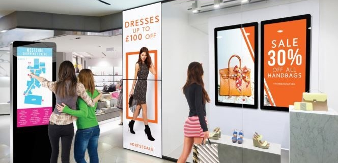 How Social Media and Digital Signage Can Work for You?